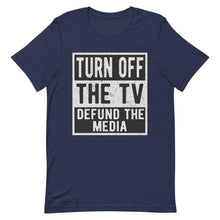 Load image into Gallery viewer, DEFUND MEDIA Short-Sleeve Unisex T-Shirt