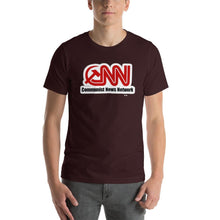 Load image into Gallery viewer, CNN Communist Short-Sleeve Unisex T-Shirt