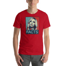 Load image into Gallery viewer, Kayleigh Facts Short-Sleeve Unisex T-Shirt - Us Against Media