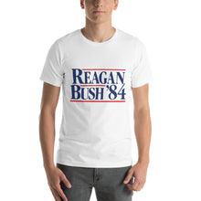 Load image into Gallery viewer, Regan Bush '84 Short-Sleeve Unisex T-Shirt