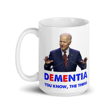 Load image into Gallery viewer, Dementia The Thing Mug - Us Against Media