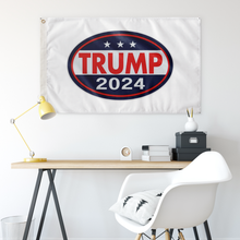 Load image into Gallery viewer, Trump 2024 Flag! - Us Against Media