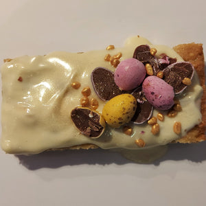 Mini Egg Cookie Bar