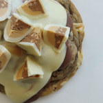 Load image into Gallery viewer, Molten Lava Caramel Mega Cookie