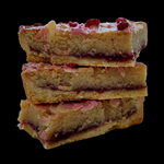 Load image into Gallery viewer, Half Size Homemade Luxury Bakewell Tart