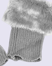Load image into Gallery viewer, Knit Leg Warmer Boot Socks