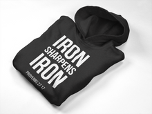 Load image into Gallery viewer, Iron Sharpens Iron Hoodie