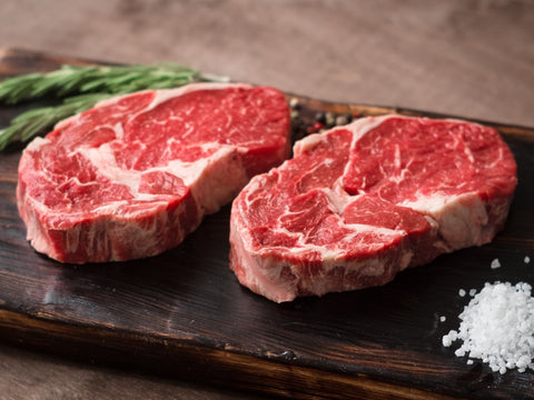 Rib-Eye Steak 2 x 500g