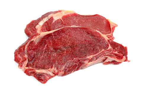Bone in sirloin