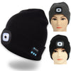 Smart LED Bluetooth Headset Hat