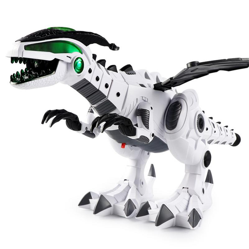 Flame Wake-Dinosaur Robot Toy For Children Best Gift Online 2021