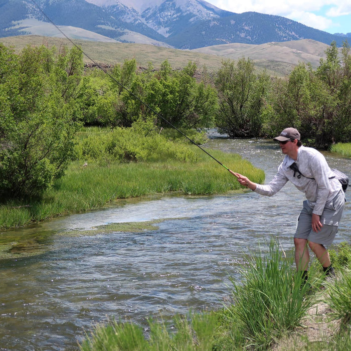 What Line Length Should I Use For My Tenkara Rod?