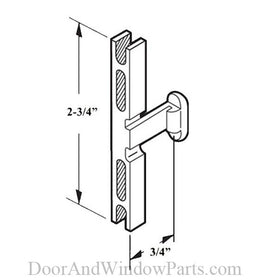 Latch Strike (Plastic)
