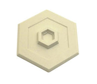 "Wall Protector (5"" hexagon)"