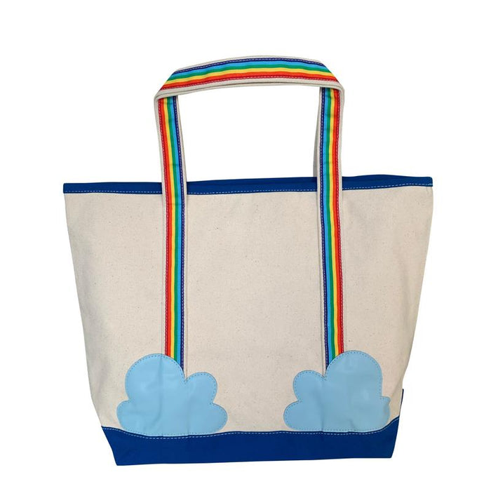 Cloud Patch Tote