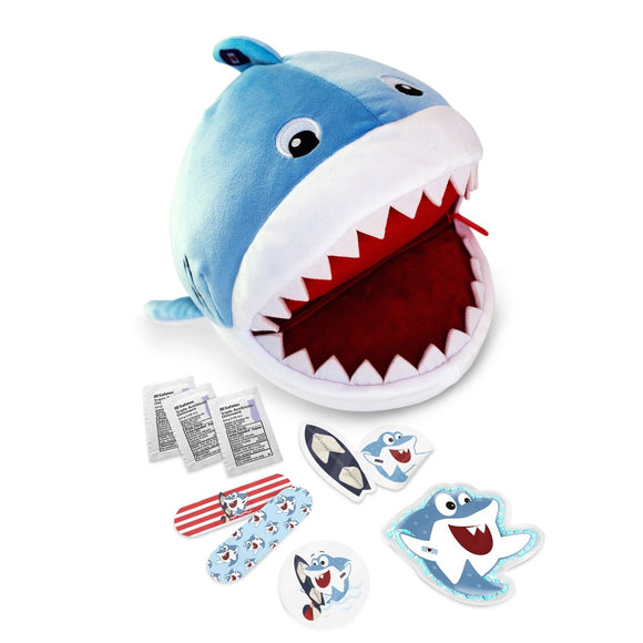 Finn Shark - Huggable First-Aid Kit