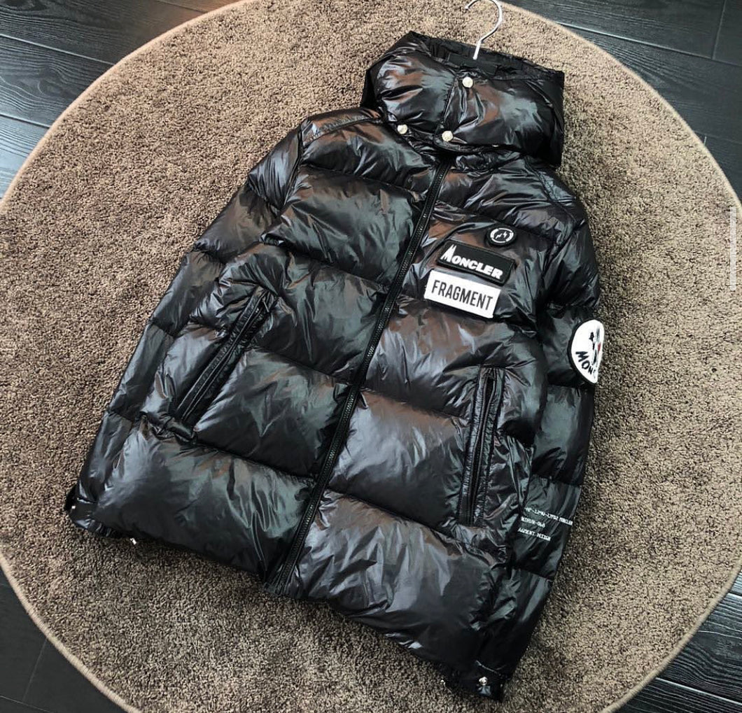 Moncler Fragment Jacket Black