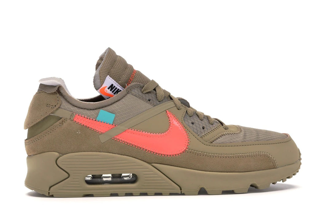 Air Max 90 Off White Desert Ore