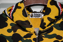 Load image into Gallery viewer, Bape Hoodie Camo Yellow