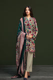 41901066-Linen & Mix Wool - Off White Printed 3PC - Nishat Linen UAE