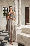 41907242-Cotton Net & Modal Dobby - Beige Printed 2PC - Nishat Linen UAE