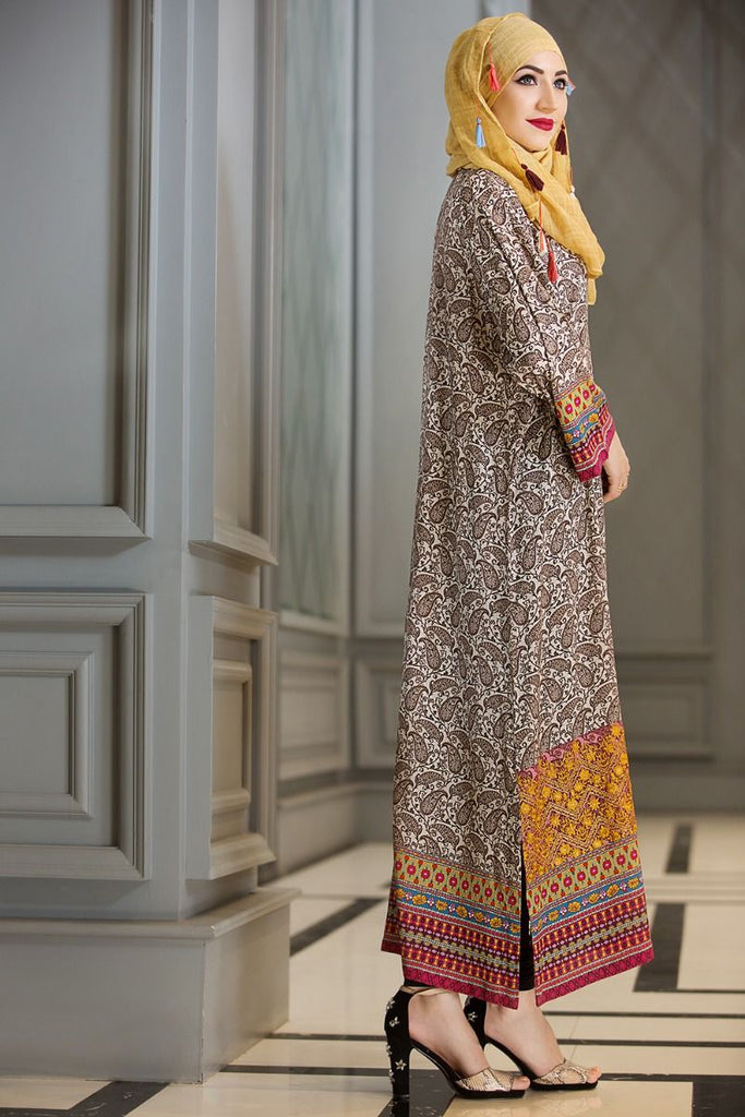 DS18-35 - Nishat Linen UAE