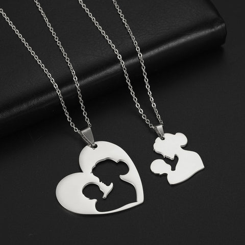 Lovely Baby-Mother Necklace 😍