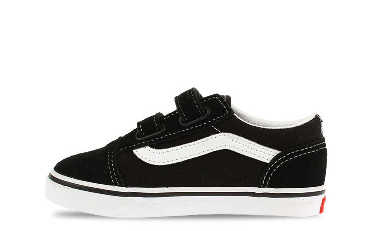 VANS OLD SKOOL ZWART/WIT PEUTERS