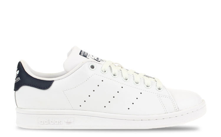 ADIDAS STAN SMITH WIT/NAVY