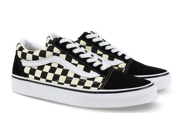 VANS OLD SKOOL CHECKERBOARD HEREN
