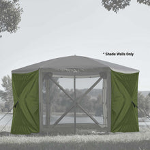 Load image into Gallery viewer, Two shade walls only - Pack N Go Gazebo shelter sold separately.
