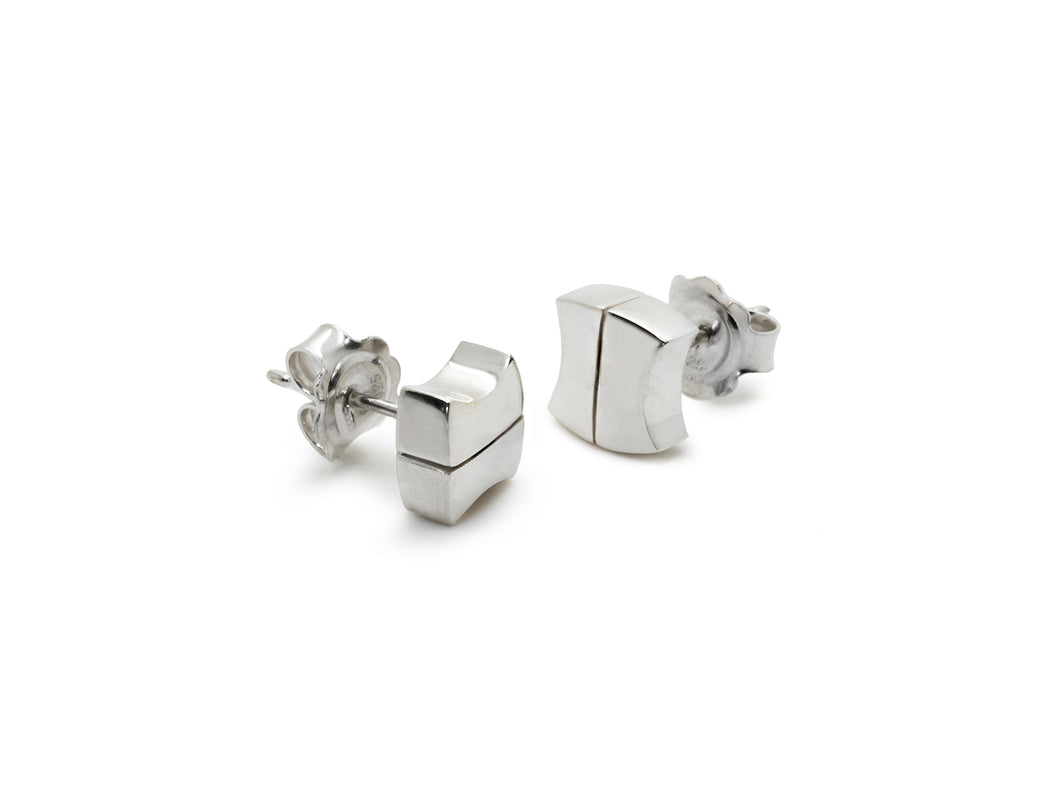 Split Stud Earrings