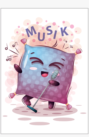 Musik pude