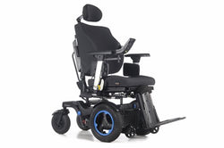 Q700 F SEDEO PRO Front-Wheel Powered Wheelchair