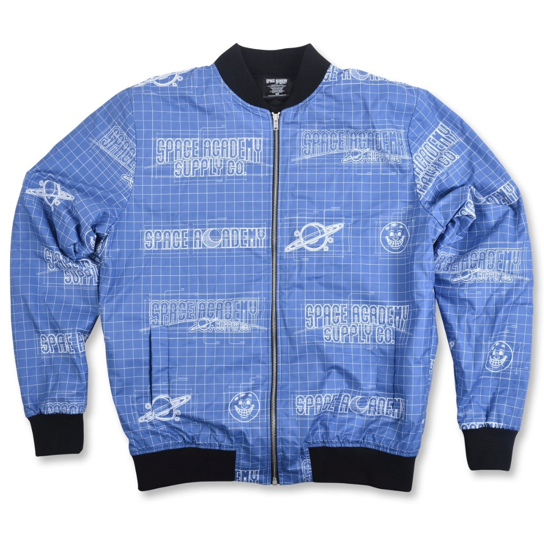 Technical Spec Bomber Jacket