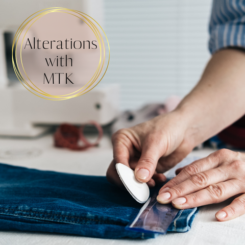 online alterations