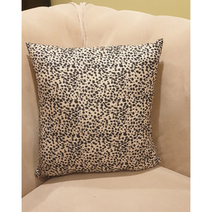 Leopard Cushion Cover, Solid Pillowcase, Leopard Throw Pillow, Decorative Cushion