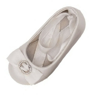 Girls Ballerina Leather Shoe