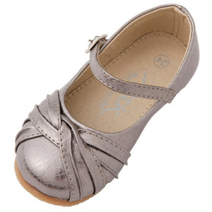girls dress leather sandles