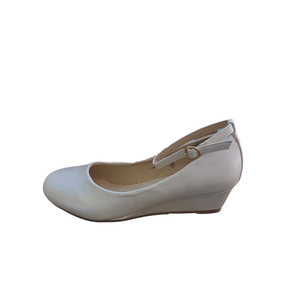Copy of Diamante strap shoe - White Kids and Tween sizing