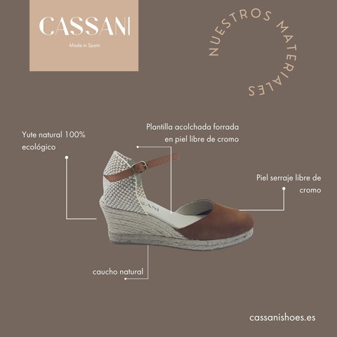 detalles materiales cassani shoes made in spain