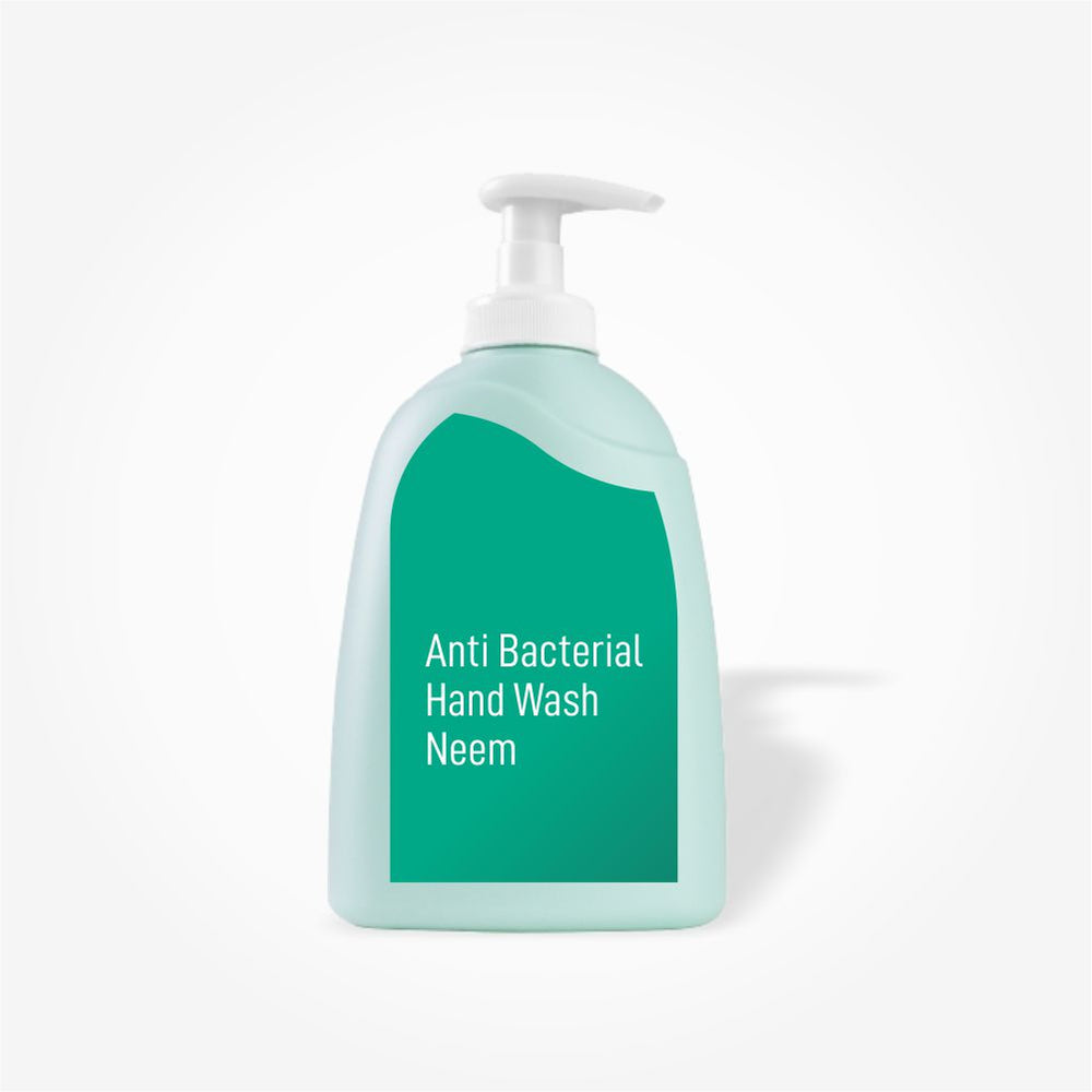 Anti Bacterial Hand Wash Neem