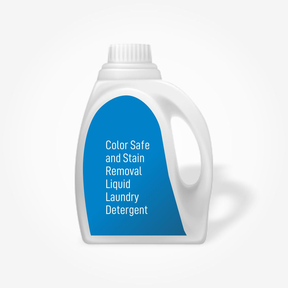 Color Safe and Stain Removal Liquid Laundry Detergent