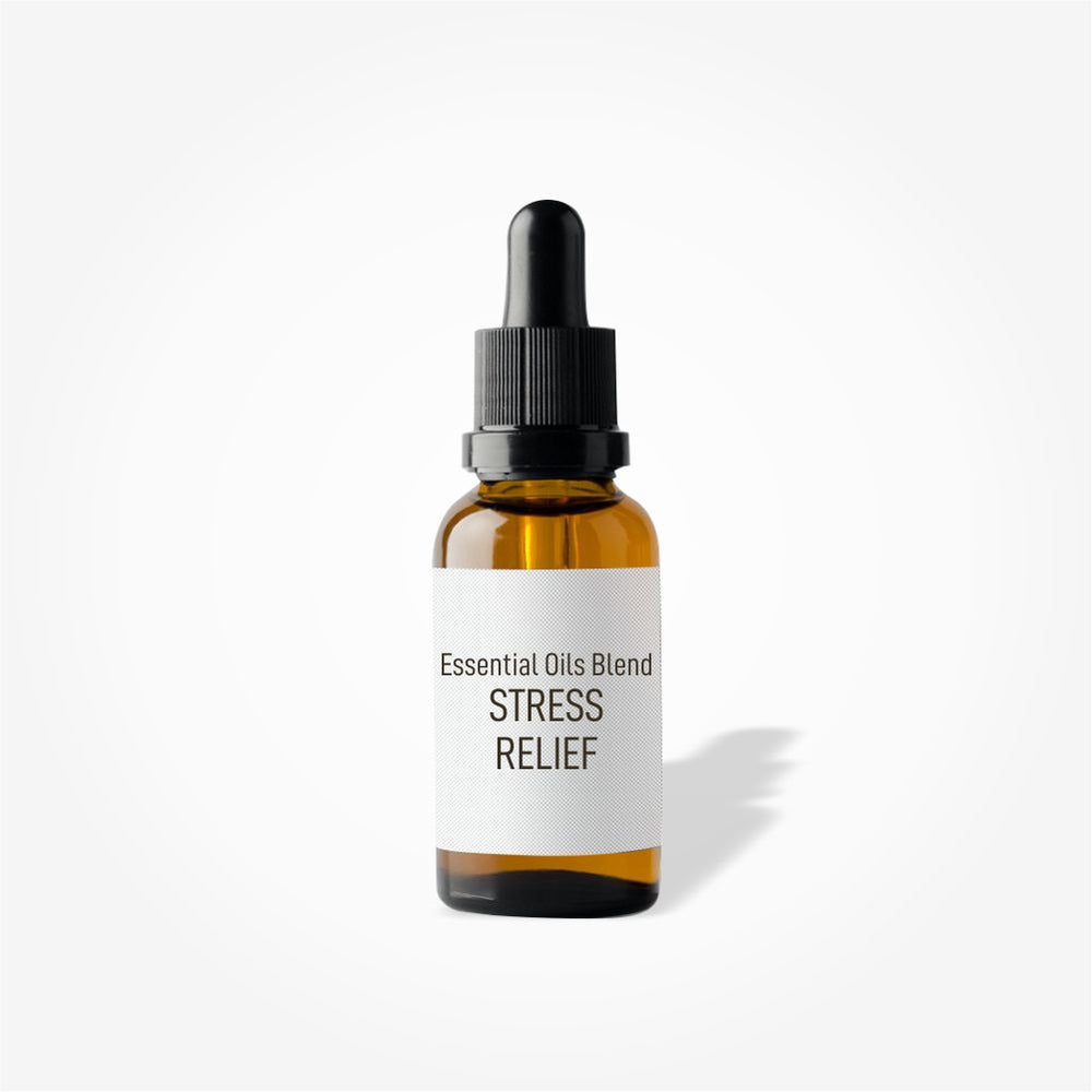 Essential Oils Blend -Stress Relief