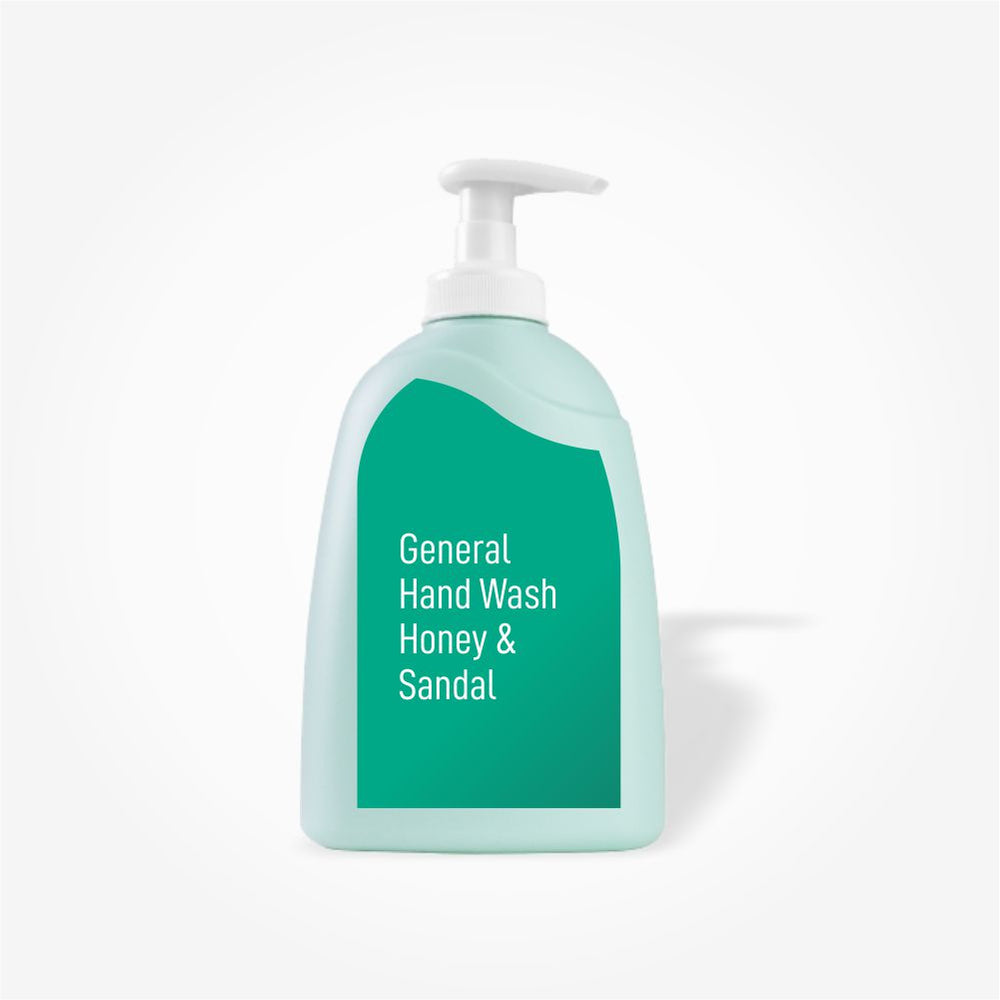 General Hand Wash Honey & Sandal