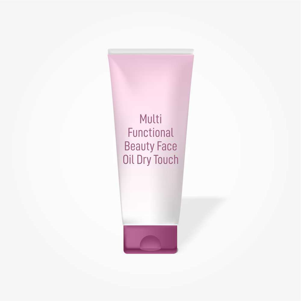 Multi functional beauty Face Oil dry touch