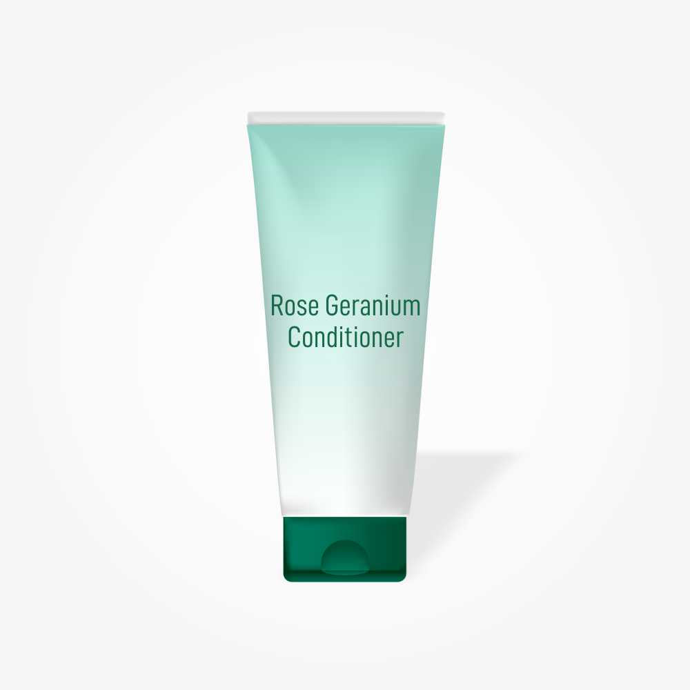 Rose Geranium Conditioner