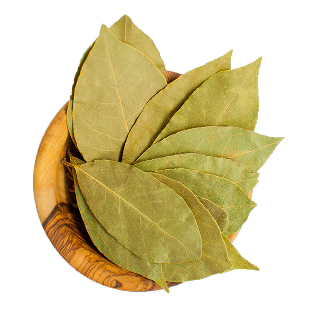organic bay leaves whole