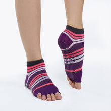 Load image into Gallery viewer, Toeless Yoga Socks