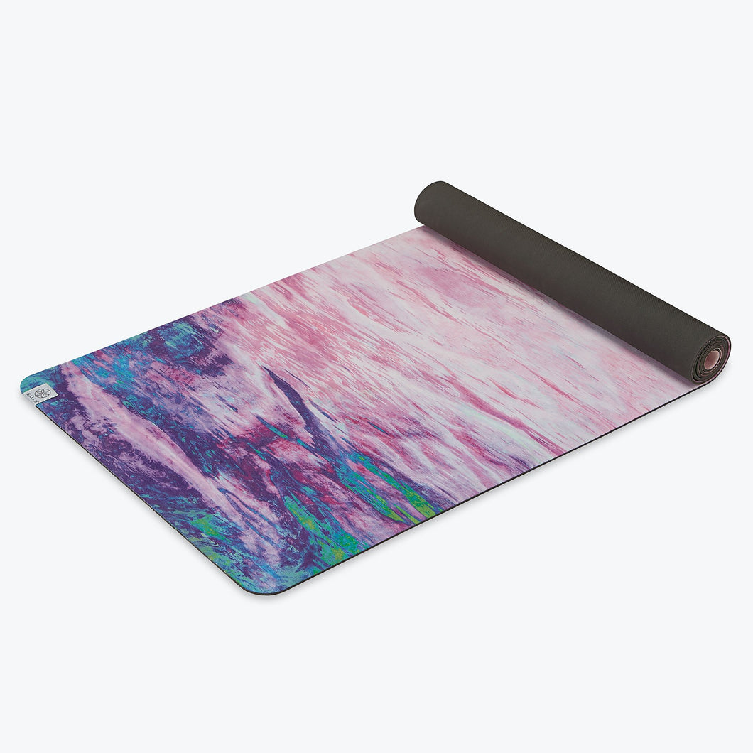 Soft Grip Sunset Yoga Mat
